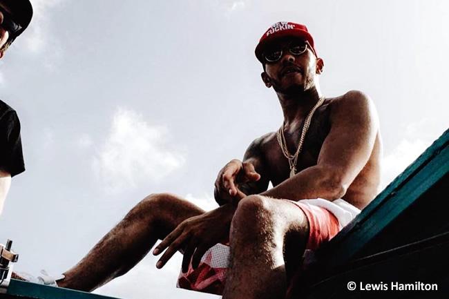 Lewis Hamilton - Barbados 2016