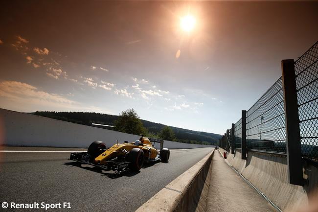 Renault - GP Bélgica 2016