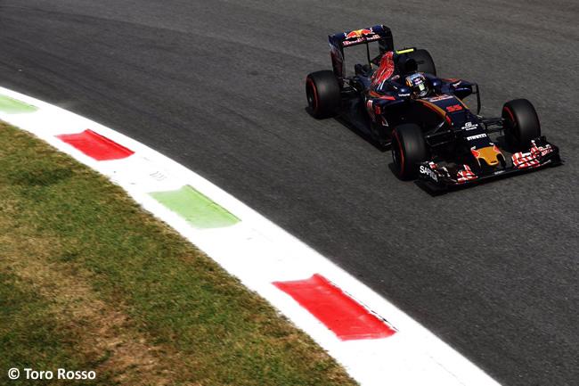 Carlos Sainz - Toro Rosso - GP Italia - Monza 2016 - Sábado