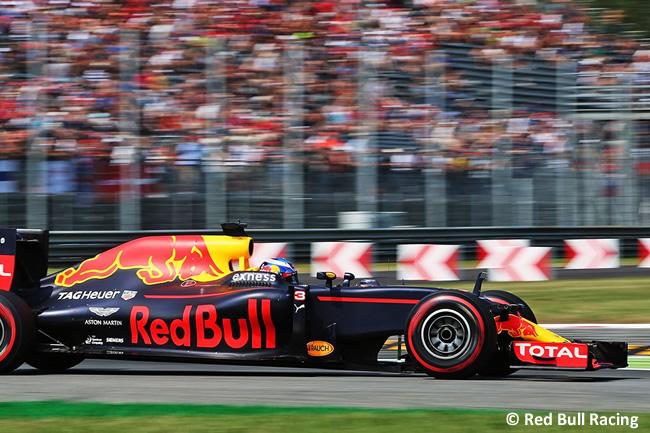 Daniel Ricciardo - Red Bull Racing - GP Italia - Monza 2016 - Sábado