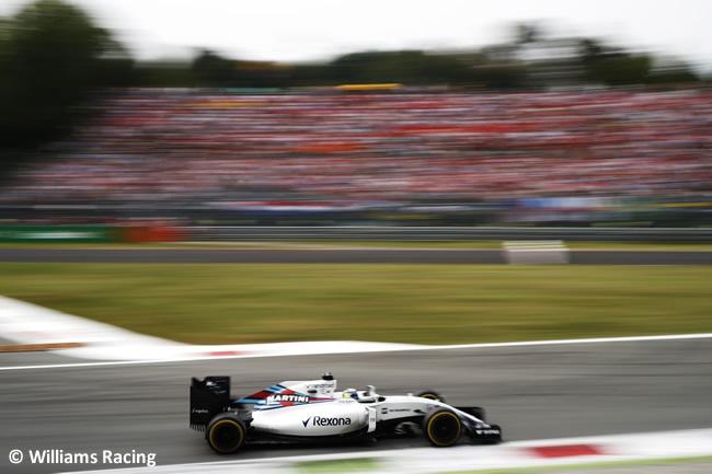 Williams - GP Italia - Monza 2016 - Domingo