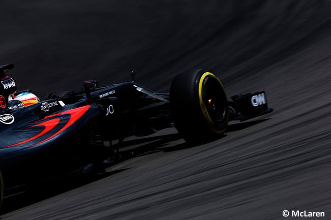 Fernando Alonso - McLaren - GP Malasia 2016
