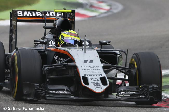 Force India - GP Italia - Monza 2016 - Domingo