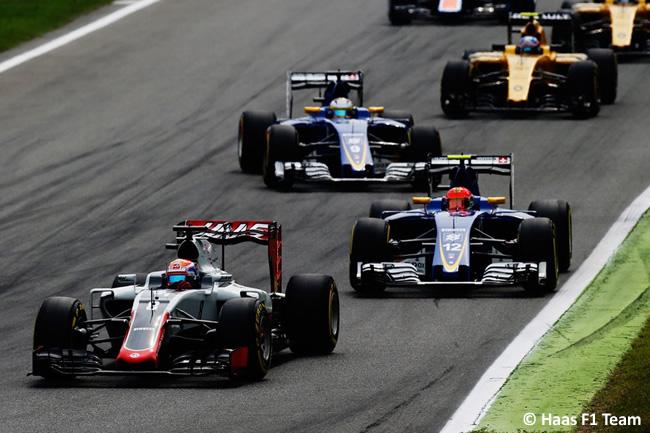 Haas F1 - GP Italia - Monza 2016 - Domingo