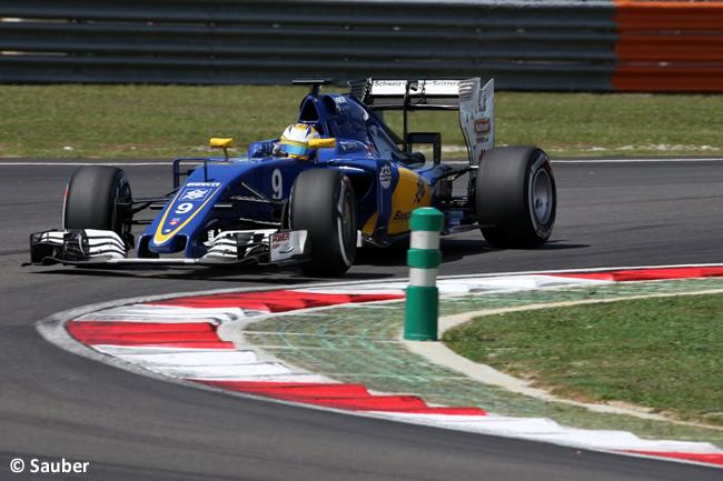 Marcus Ericsson - Sauber- GP Malasia 2016