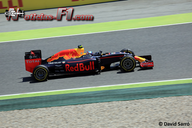 Max Verstappen - Red Bull Racing - www.noticias-f1.com