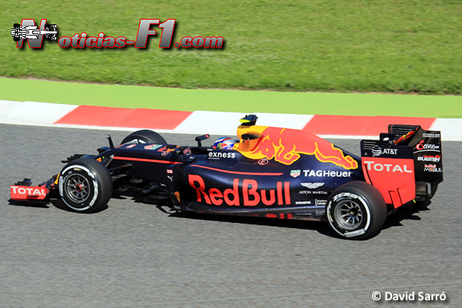 Max Verstappen - Red Bull Racing - www.noticias-f1.com - David Sarró