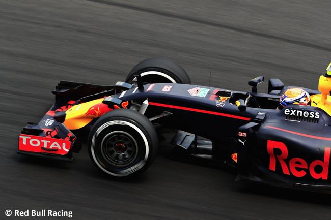 Max Verstappen - Red Bull Racing - GP Malasia 2016