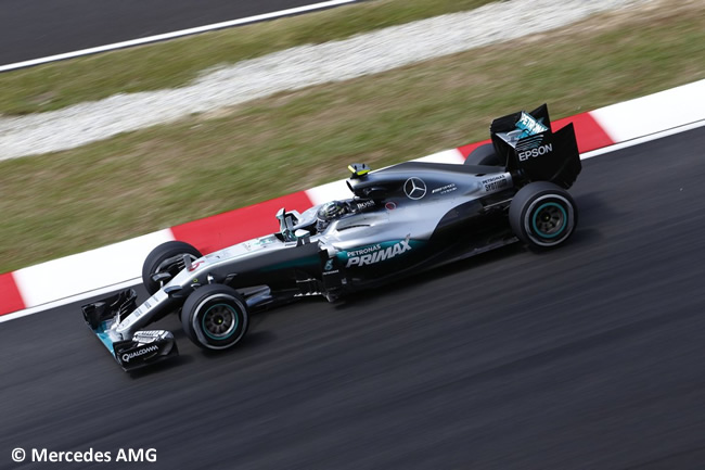 Nico Rosberg - Mercedes AMG - GP Malasia 2016