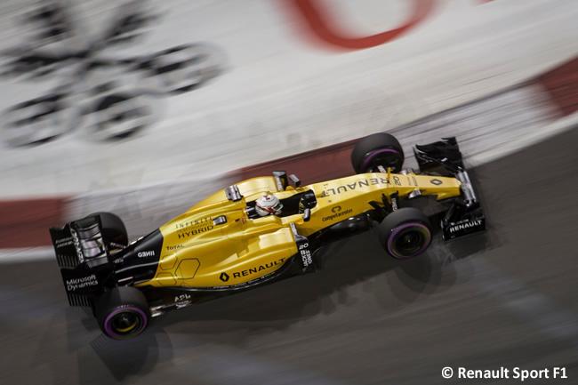 Renault Sport F1 - GP Singapur 2016