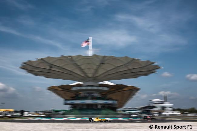 Renault Sport - GP Malasia 2016