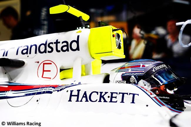 Valtteri Bottas - Williams - GP Italia - Monza 2016 - Sábado