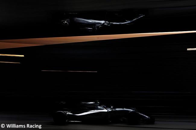 Williams F1 - GP Singapur 2016