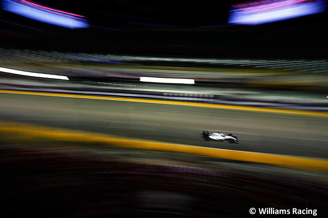 Williams - GP Singapur 2016