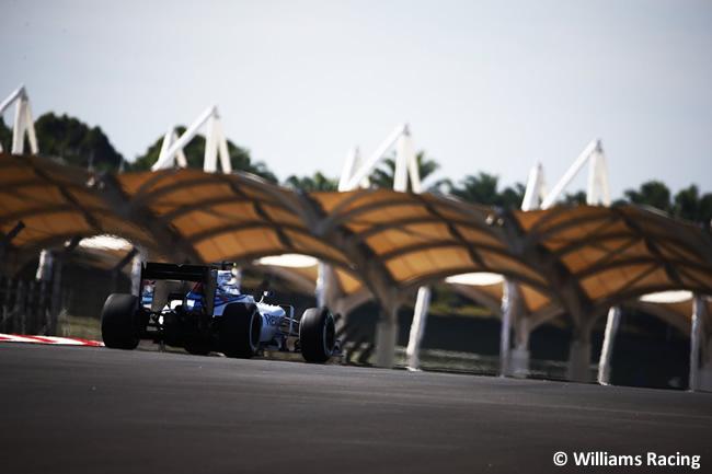 Williams - GP Malasia 2016