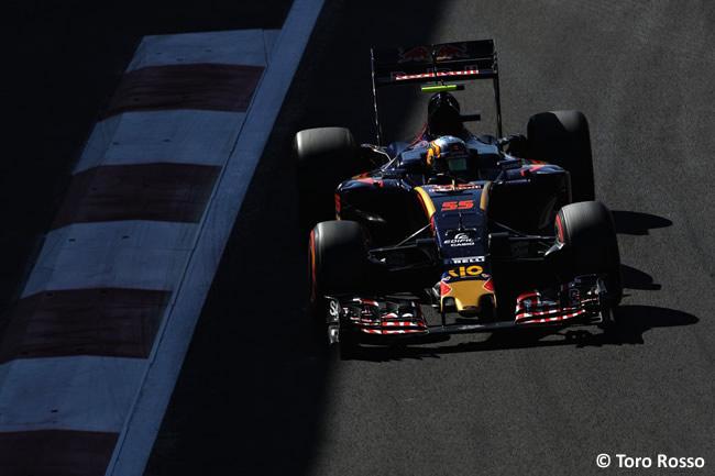 Carlos Sainz - Toro Rosso - GP México 2016 - Calificación