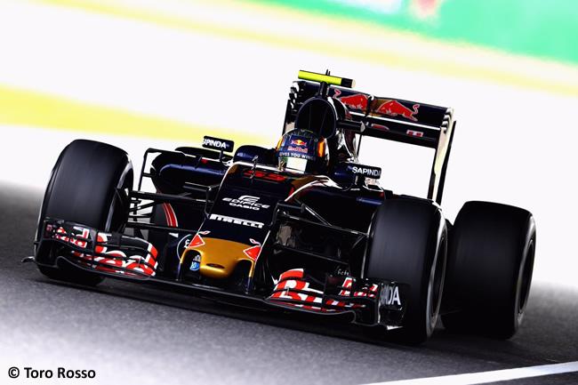 Carlos Sainz - Toro Rosso - Viernes GP Japón 2016