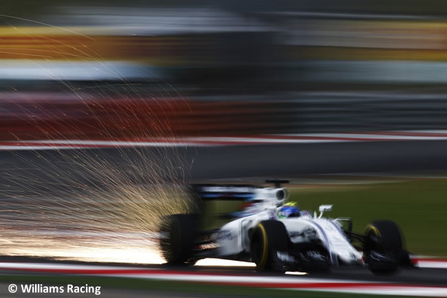 Felipe Massa - Williams - GP Malasia 2016