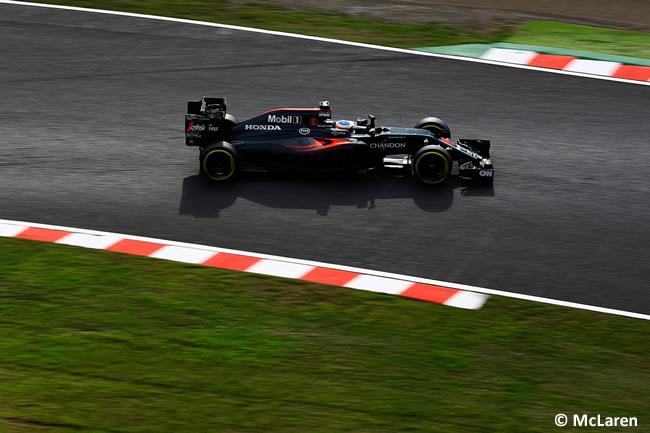 Felipe Nasr - Sauber - Viernes GP Japón 2016