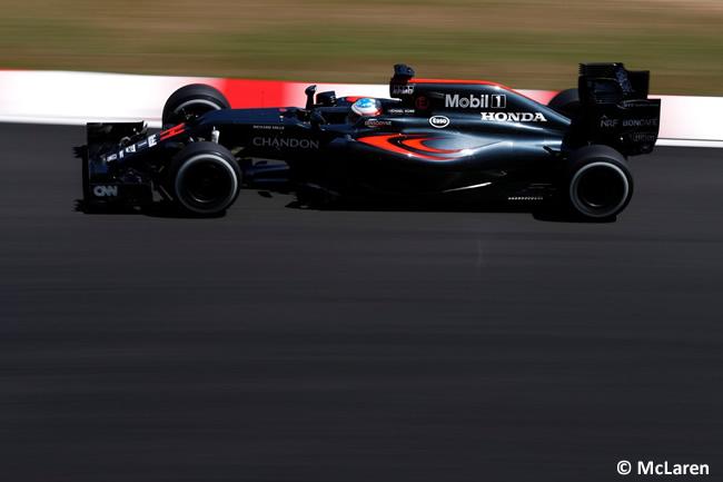 Fernando Alonso - McLaren - Carrera GP Malasia 2016