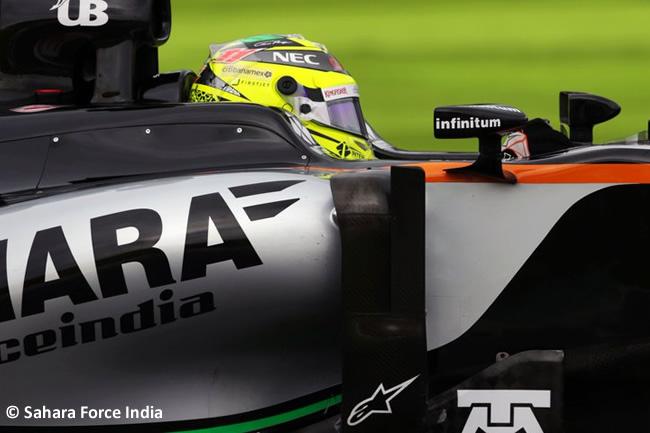 Force India - Domingo GP Japón 2016