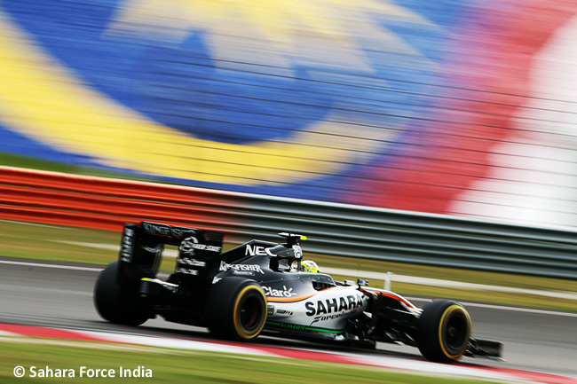 Sahara Force India - GP Malasia 2016
