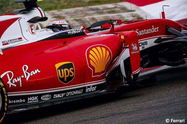 Kimi Raikkonen - Scuderia Ferrari - Carrera GP Malasia 2016
