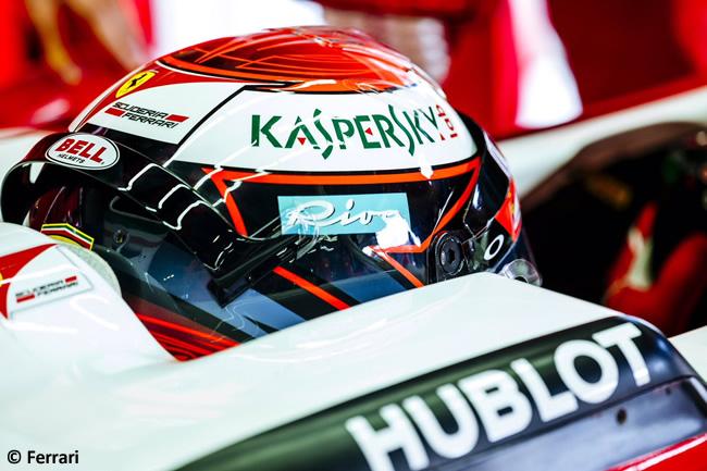 Kimi Raikkonen - Scuderia Ferrari - Sábado GP Japón 2016