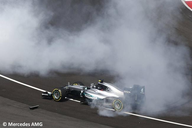 Nico Rosberg - Mercedes AMG -Carrera GP Malasia 2016