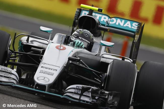 Nico Rosberg - Mercedes AMG - Sábado GP Japón 2016