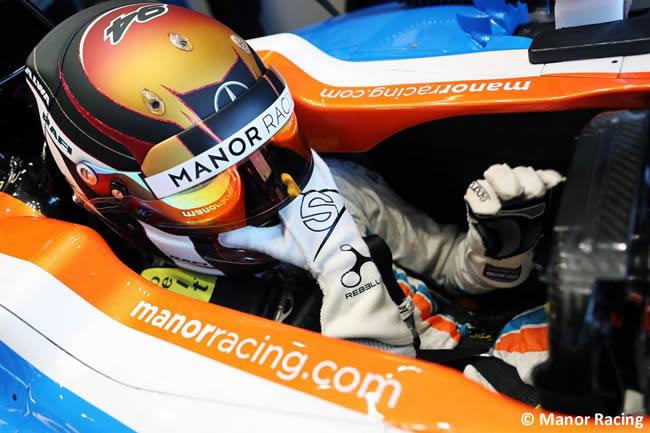 Pascal Wehrlein - Manor - Sábado - GP EE. UU. 2016
