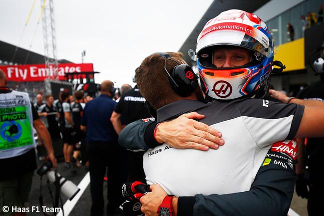 Romain Grosjean - Sábado GP Japón 2016
