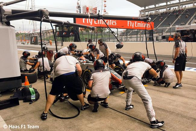 Romain Grosjean - Haas F1 - Viernes GP Japón 2016