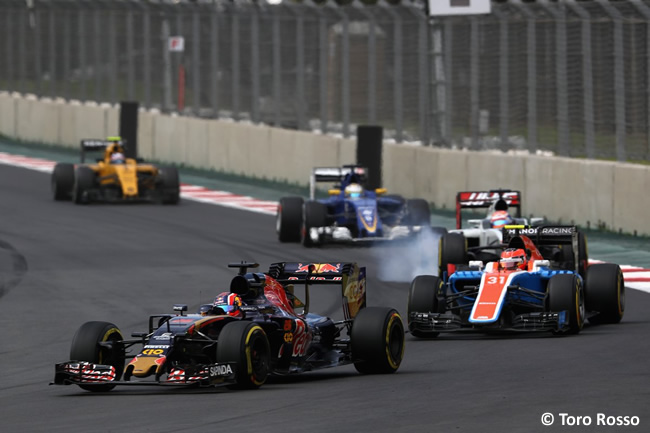 Toro Rosso - GP México 2016 - Domingo