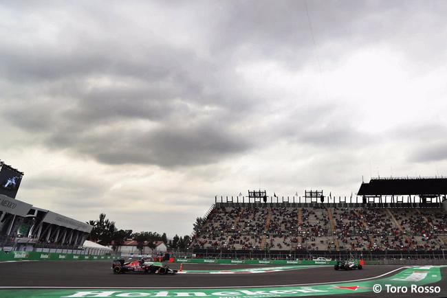 Toro Rosso - GP México 2016 - Viernes