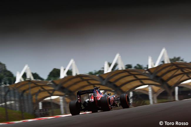 Toro Rosso - GP Malasia 2016