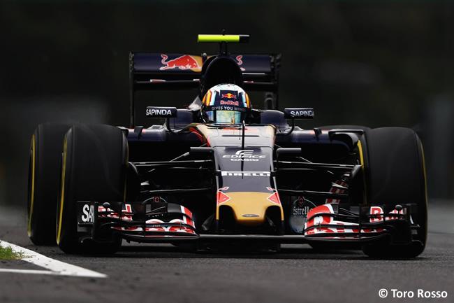 Toro Rosso - Sábado GP Japón 2016