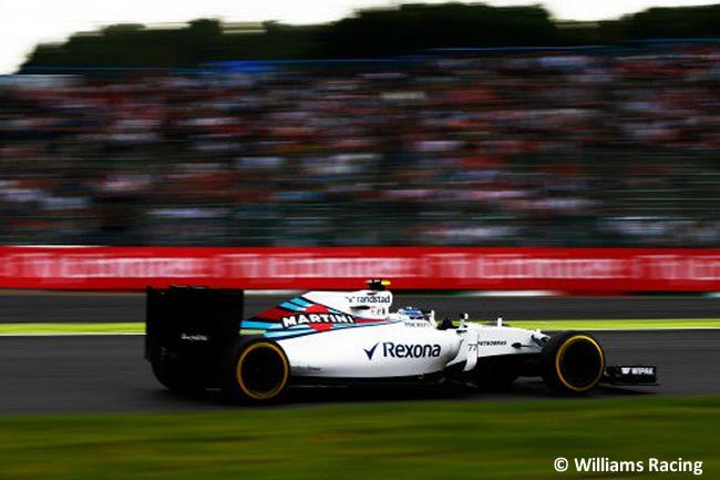 Valtteri Bottas - Williams - Sábado GP Japón 2016