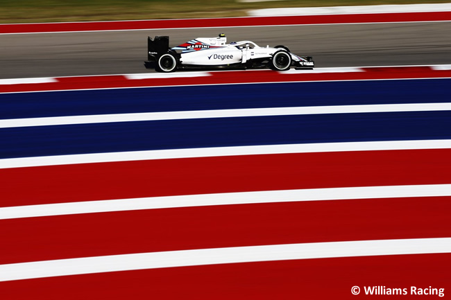 Valtteri Bottas - Williams - Viernes GP EE. UU. 2016