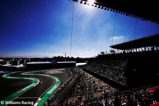 Williams - GP México 2016 - Calificación