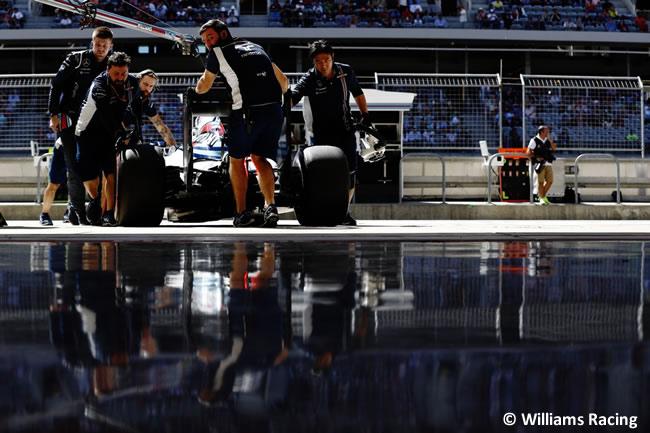 Williams - Sábado - GP EE. UU. 2016