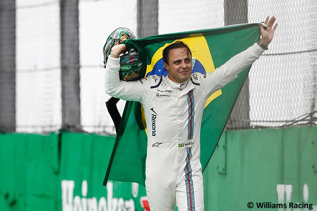 Felipe Massa - Williams - GP Brasil 2016 - Domingo