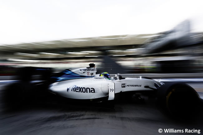 Felipe Massa - Williams - GP de Abu Dhabi