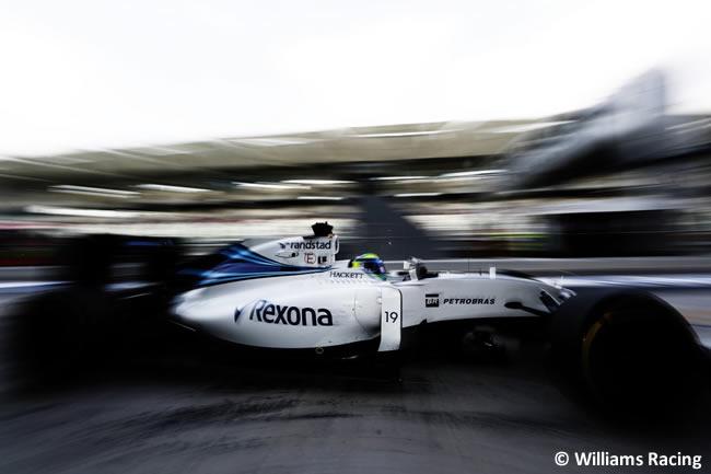 Felipe Massa - Williams - GP de Abu Dhabi