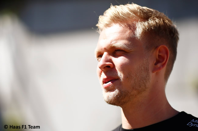 Kevin Magnussen - Haas F1