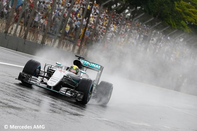 Lewis Hamilton - Mercedes - GP Brasil 2016 - Domingo
