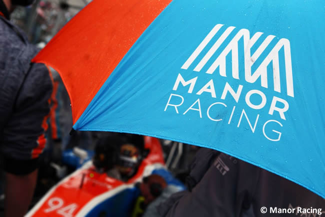 Manor Racing - GP Brasil 2016 - Domingo