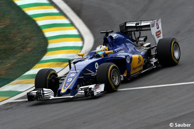 Manor Racing - GP Brasil 2016 - Sábado
