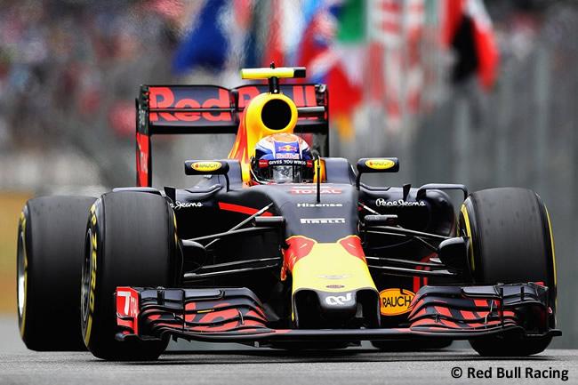 Max Verstappen - Red Bull Racing - GP Brasil 2016 - Sábado