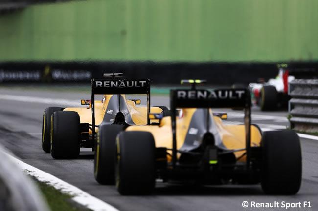 Renault Sport - GP Brasil 2016 - Sábado